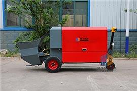 15kw电动混凝土浇筑泵