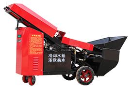 3.75KW液压砂浆喷涂泵