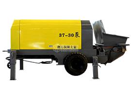 37型(37KW)细石混凝土输送泵