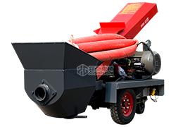 63型(7.5kw)电动浇筑泵
