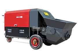 008-80型(15KW带搅拌)二次构造柱泵