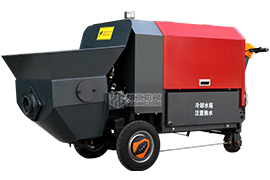 7.5KW自动搅拌地泵