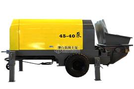 45-40型(45KW)细石混凝土/大骨料输送泵